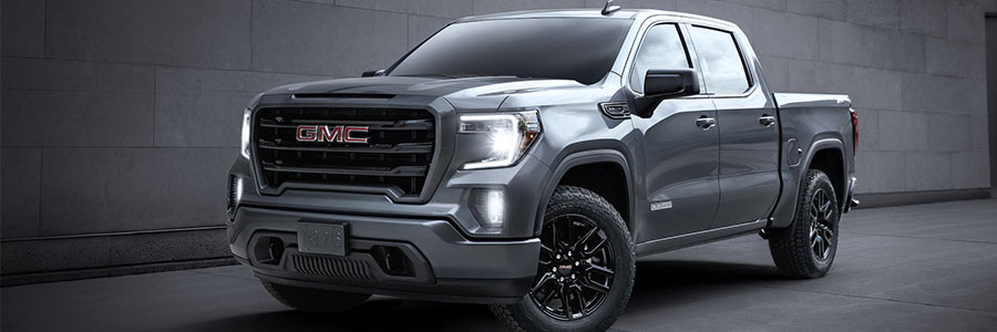 Fleet Options - 2020 GMC Sierra 1500
