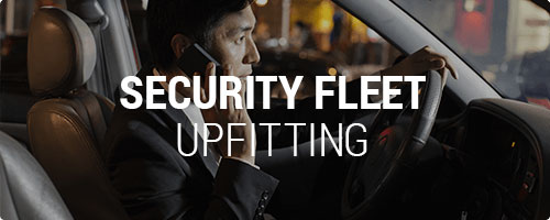 Security fleet Upfitting