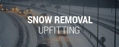 Snow Removal Upfitting