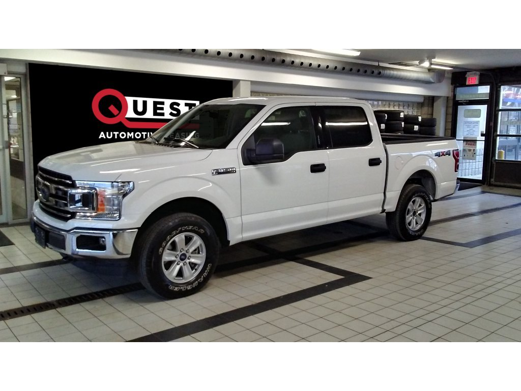 2018 Ford F-150 XLT (7475-111) Main Image