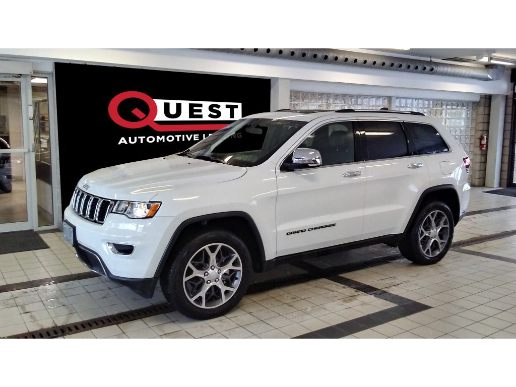 2019 Jeep Grand Cherokee Limited (20669) Main Image