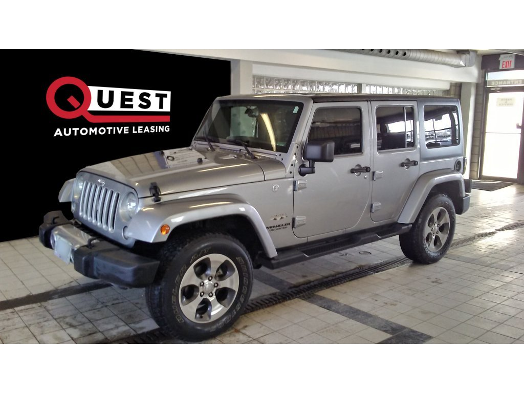 2017 Jeep Wrangler Unlimited Sahara (6802176) Main Image